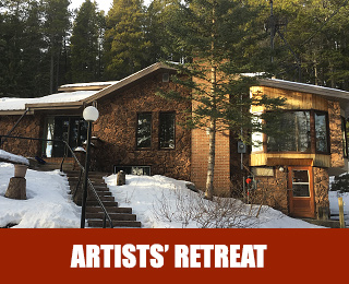 artist retreat