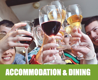 accommodation and dining saskatchewan