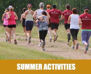 summer activities fort walsh