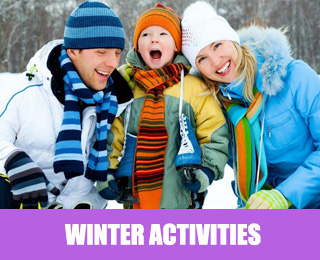 Winter Activities Saskatchewan