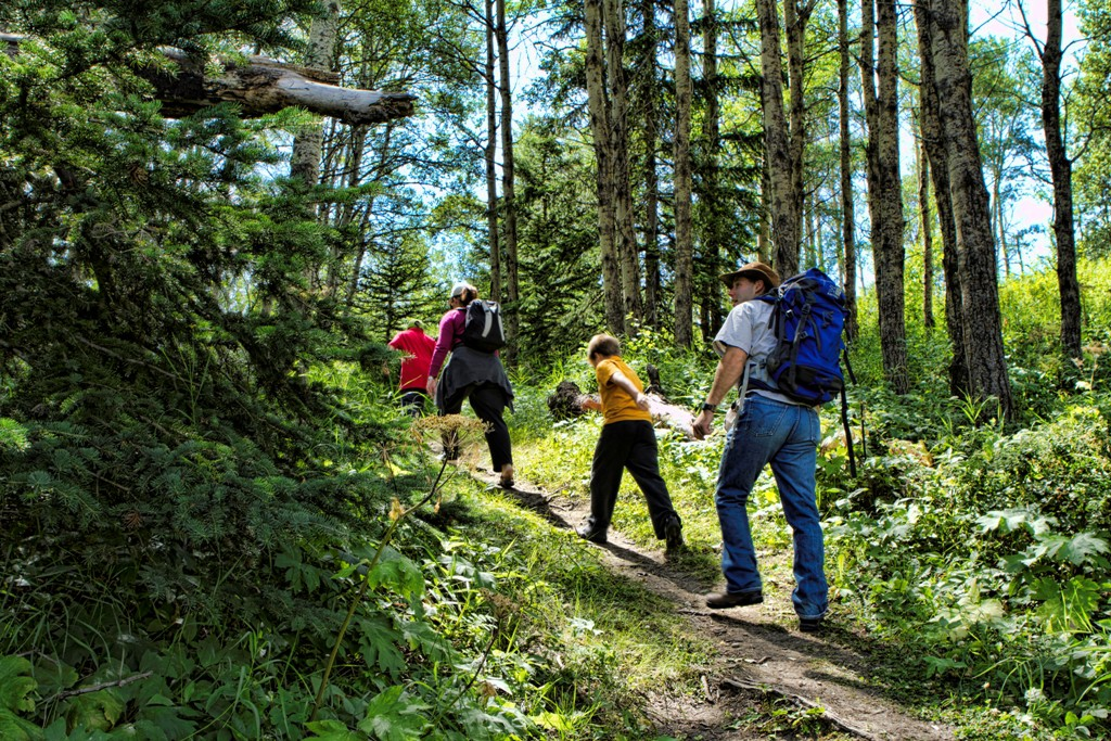 Let's Bring This Outside: Outdoor & Environmental Education in South Eastern Alberta